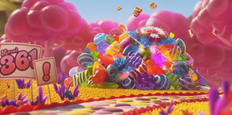 Vidéo : Candy Crush, bientôt le jeu télé ?