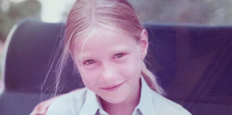 Trop mignonne ! Cette star française se dévoile à 8 ans, saurez-vous la reconnaître ?