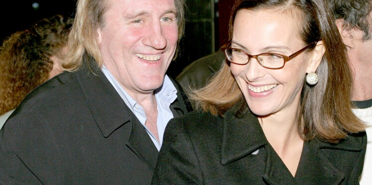 Carole Bouquet : « horrifiée » par les critiques contre Gérard Depardieu
