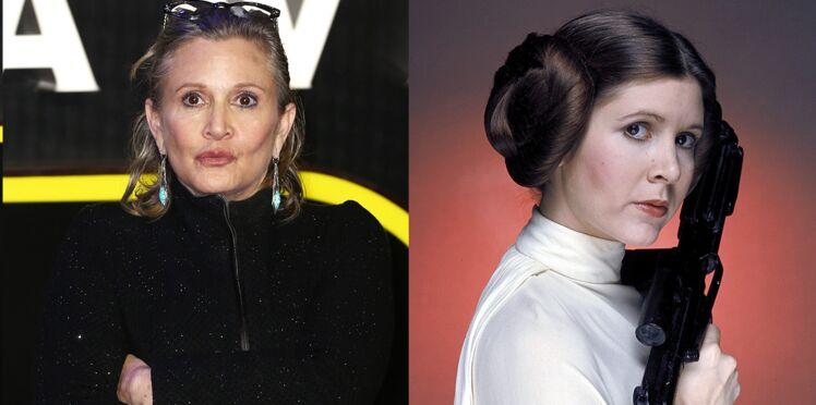 Carrie Fisher, la princesse Leia de Star Wars, dans un état critique après une crise cardiaque