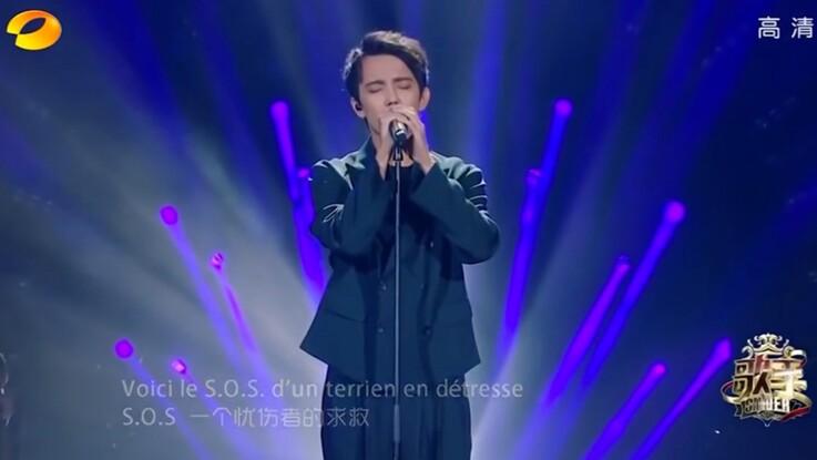 Ce jeune Kazakh chante Balavoine : sa reprise fait le buzz