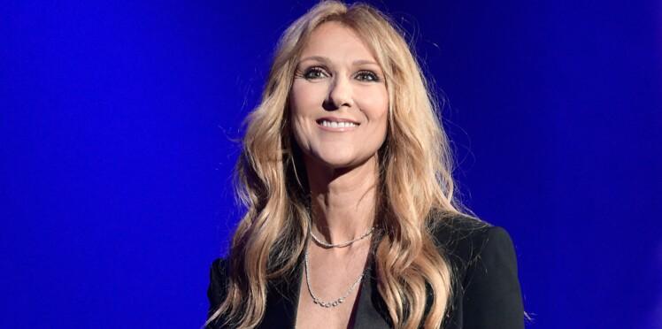 Céline Dion, même à Paris, une incroyable collection la suit