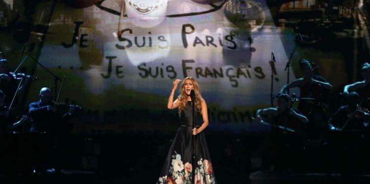 Vidéo : la magnifique reprise de L'hymne à l'amour par Céline Dion, en hommage aux victimes des attentats