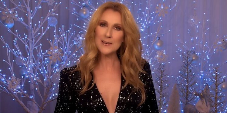 VIDÉO - Céline Dion adresse un message à ses fans pour Noël