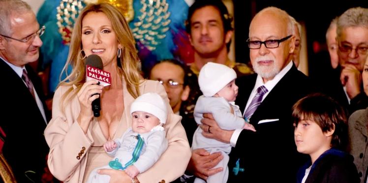 Photos : les jumeaux de Céline Dion ont bien grandi !