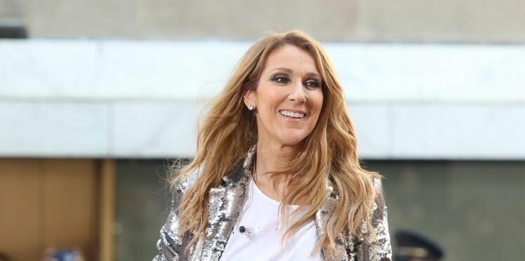 Céline Dion prête à adopter!