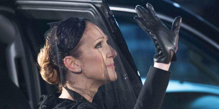 Céline Dion: ses premiers mots depuis la mort de René