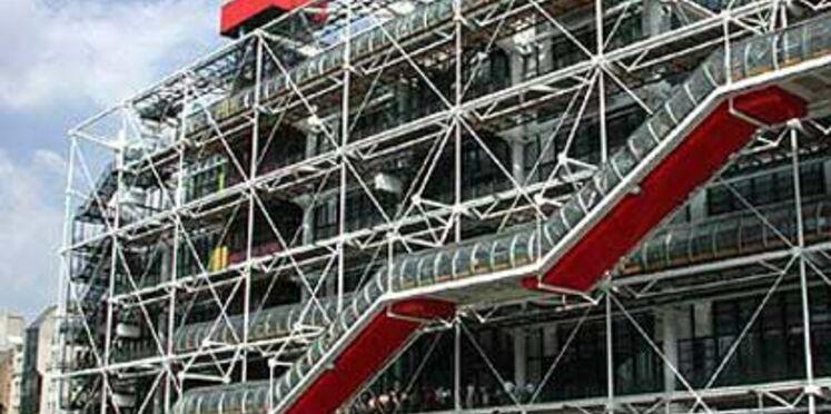 Record de visiteurs au Centre Pompidou