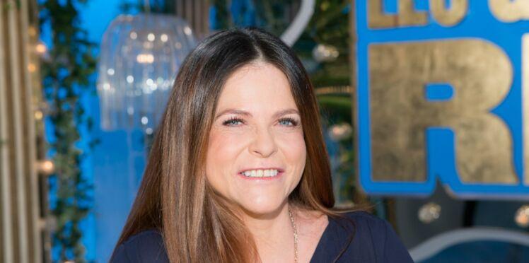 Charlotte Valandrey évoque la star qui l'a contaminée avec le VIH