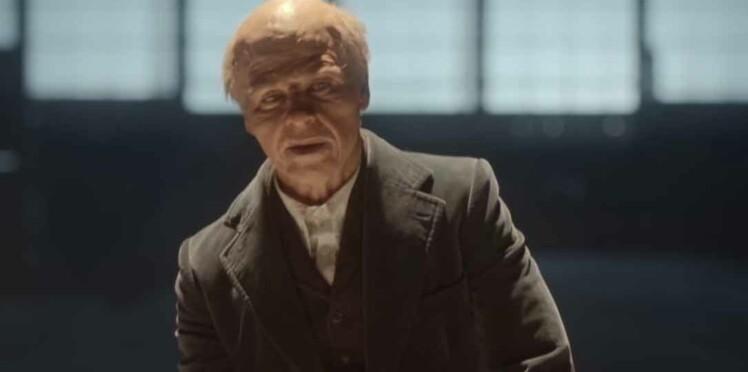 Devinez quelle star se cache sous les traits de ce vieillard?