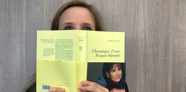 Sarkozy, Lagerfeld, Le Marchand: on a lu pour vous le livre d'Anne Sinclair