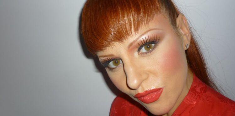 """Cindy Sander métamorphosée : """"je me trouve vraiment comme une barbie"""""""