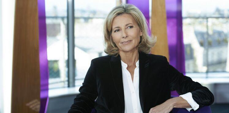Claire Chazal demande une très grosse somme à TF1