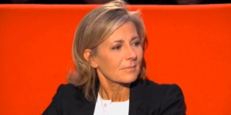 Les larmes de Claire Chazal sur le divan de Marc-Olivier Fogiel