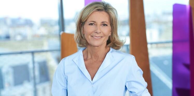 """Claire Chazal sur France 5 : """"Il faut accepter d'être beaucoup moins payée"""""""