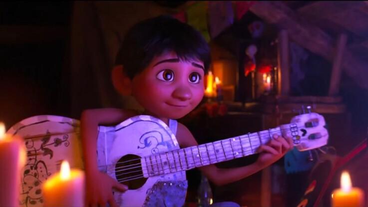 """""""Coco"""" : le nouveau Pixar met la musique à l'honneur"""
