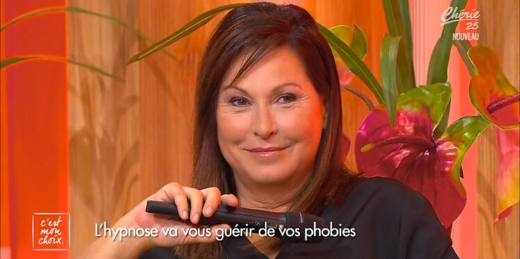 Evelyne Thomas et ses complexes