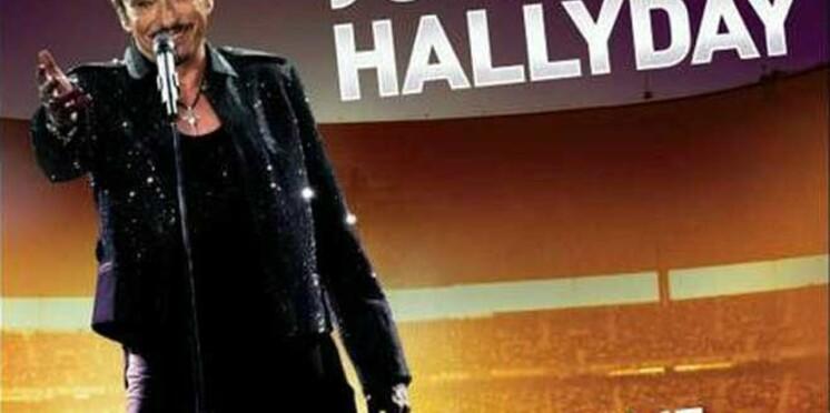 Le concert privé de Johnny Hallyday à la tour Eiffel diffusé sur internet