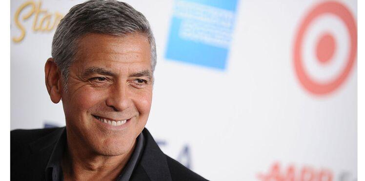 """George Clooney à propos de ses jumeaux : """"Ça va être une aventure"""""""