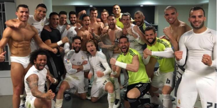 Cristiano Ronaldo en slip blanc : la photo qui affole la toile