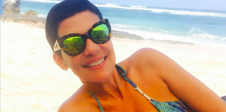Cristina Cordula : magnifique en vacances !