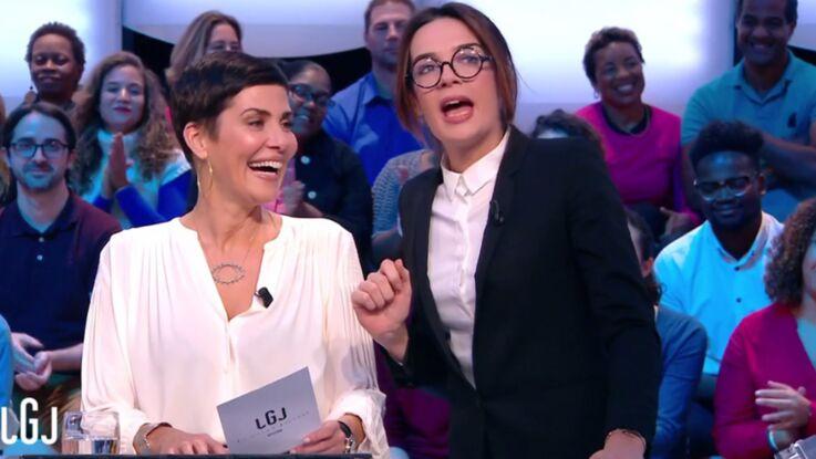 VIDÉO - Quand Cristina Cordula joue la Miss Météo de Canal+