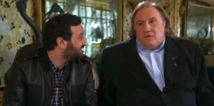 Cyril Hanouna et Gérard Depardieu : l'interview surréaliste qui dérape !