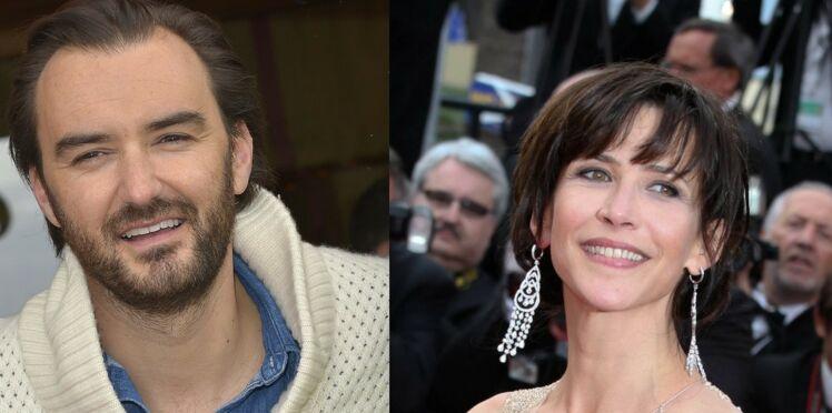 Cyril Lignac officialise sa relation avec Sophie Marceau
