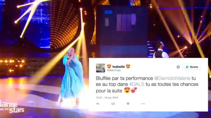 DALS : Valérie Damidot largement soutenue par le public (vidéo)