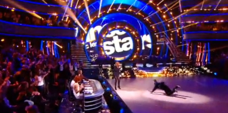 Vidéo - Danse avec les stars : l'impressionnante chute de Laurent Ournac