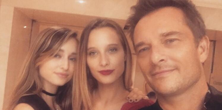 David Hallyday: très ému devant une vidéo de sa fille, Ilona