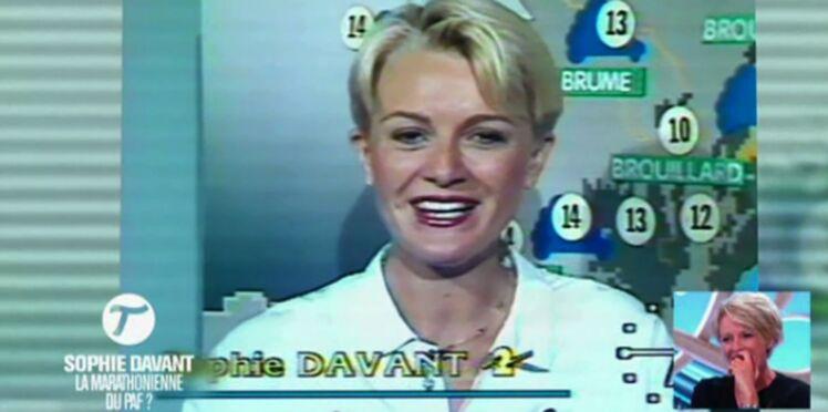 La grosse boulette qui aurait pu coûter sa carrière à Sophie Davant