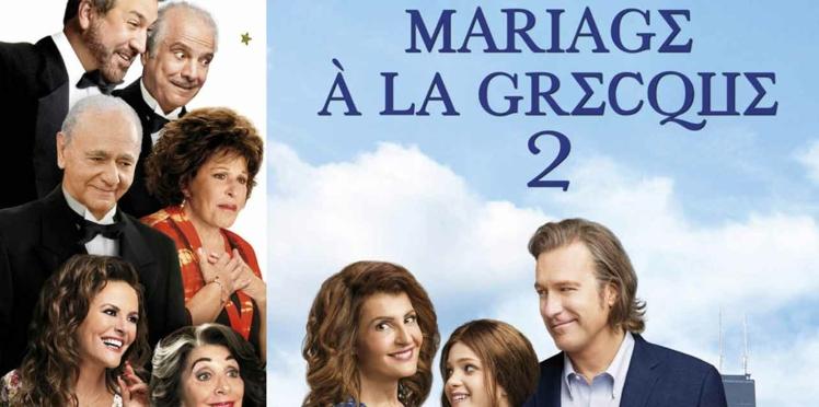 """Découvrez en avant première la BA de """"Mariage à la Grecque 2"""""""