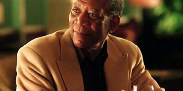 L'accident de voiture de l'acteur Morgan Freeman devrait peu impacter sa carrière