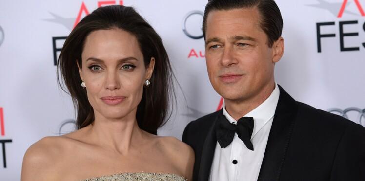 Brad Pitt et Angelina Jolie : un accord provisoire pour la garde des enfants