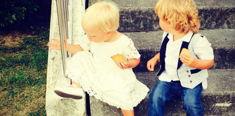 Elodie Gossuin dévoile une photo craquante de ses jumeaux sur Instagram !