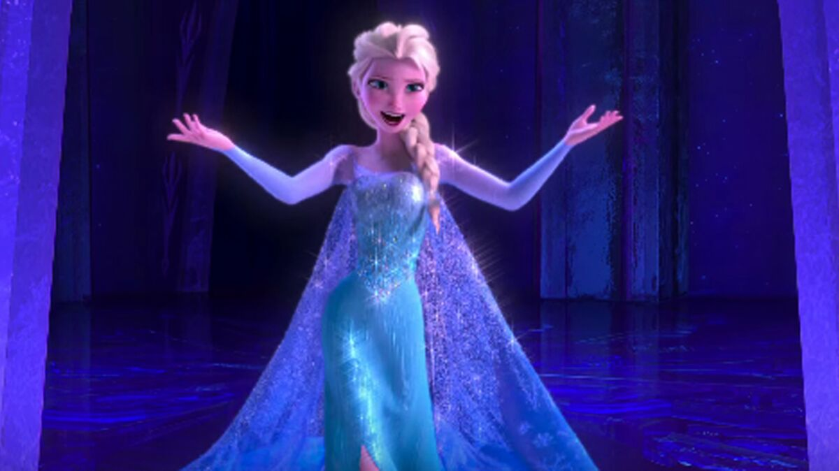 La Reine Des Neiges 2 Elsa Premiere Princesse Lesbienne De