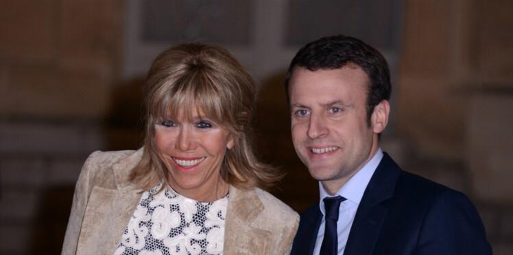 Emmanuel Macron n'a eu aucune autre femme dans sa vie que Brigitte Macron