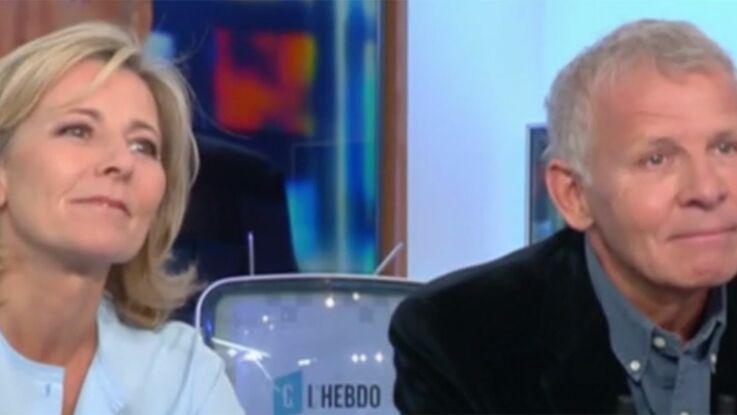 Vidéo: Claire Chazal et PPDA émus devant leurs adieux des JT de TF1