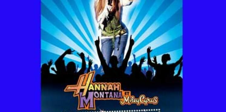 Encore des places à gagner pour Hannah Montana
