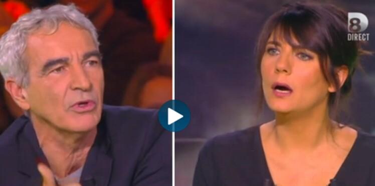 Estelle Denis furieuse : Raymond Domenech fait passer le foot avant la naissance de ses enfants !