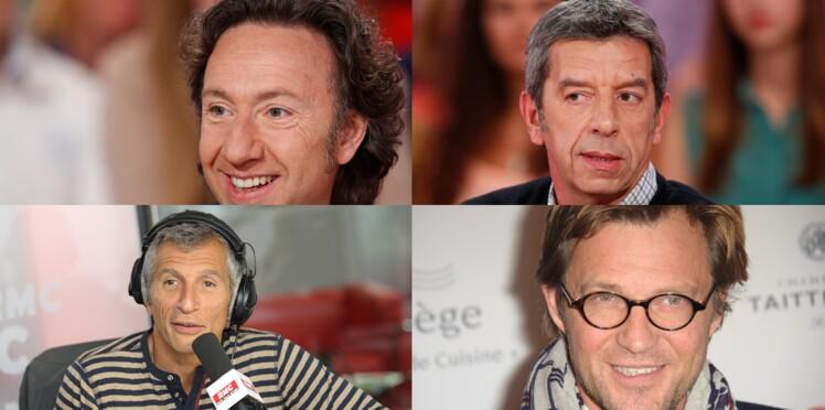 Et les animateurs préférés des Français sont...