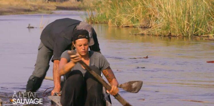 EXCLU : À L'état sauvage : Laure Manaudou dans les pas de Mike Horn (extrait)