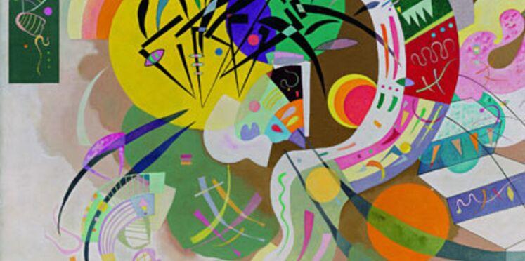 Kandinsky haut en couleurs à Beaubourg
