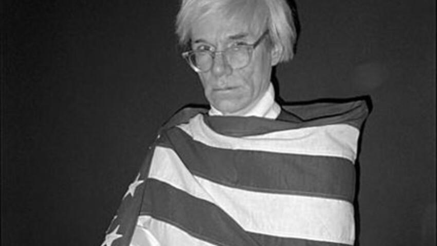 Découvrez le Grand Monde d'Andy Warhol, l'exposition au Grand Palais