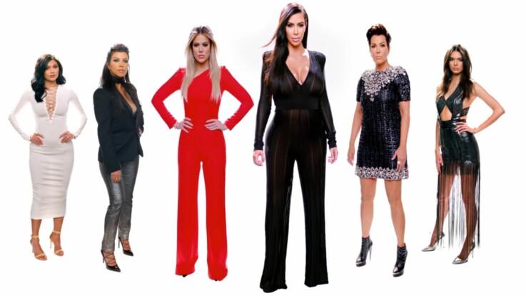 VIDÉO - Famille Kardashian : mode d'emploi