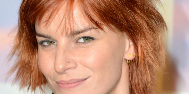 "Fauve Hautot, star de la comédie musicale ""Saturday Night Fever"""