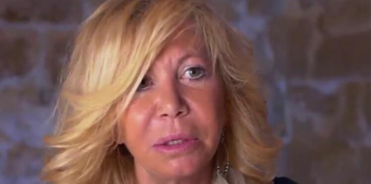Vidéo : Fiona Gélin, ruinée, raconte qu'elle est sortie de l'alcoolisme