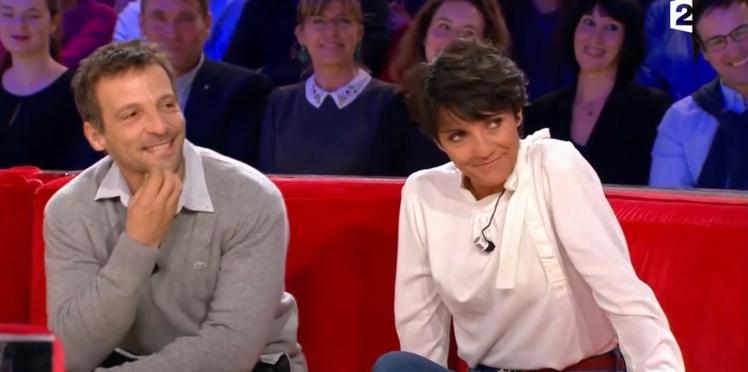 Florence Foresti révèle pourquoi elle a voulu jouer avec Mathieu Kassovitz
