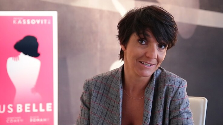 """Rencontre avec Florence Foresti pour le film """"De plus belle"""""""